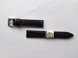 ATANOFF Bracelet de Montre 18 MM Croco Louisiane NEUF