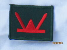 160th Wales Brigade , TRF, Patch,Abzeichen