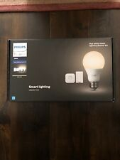 Phillips Hue White Smart Lighting Kit
