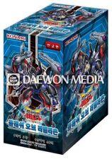 "Yu-Gi-Oh Card ""Clash of Rebellions"" Booster box (40Packs) / Korean"