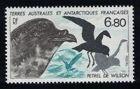 FSAT TAAF Birds Wilson's petrel 1988 ** MNH SG#242 MI#241 CV£5.25