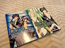 Code Breaker Manga Vol 1 & 2 by Akimine Kamijyo