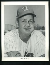 Nellie Fox circa 1960's Premium Press Photo Washington Senators