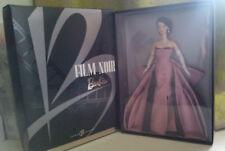 2007 platino etiqueta muñeca Barbie Film Noir en Caja Original Colector