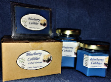 *NEW* Hand Poured Bakery Scents Soy Candles, Tarts & Votives - Blueberry Cobbler