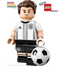 *NEW* LEGO DFB German Soccer Team #15 Mario Götze Minifigure Ball Foil Bag