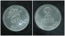 DANEMARK   2 ore 1948  ZINC