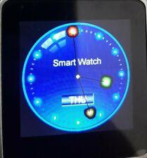Smartwatch Armbanduhr Fitness Tracker Bluetooth Android SIM Kamera Sport SMS LCD