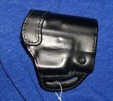 CQC Blackhawk Size 11 fits XD/XD Sub Black Leather Belt Holster