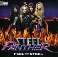 Steel Panther - Feel The Steel Nuovo CD