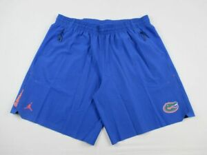 Florida Gators Jordan Shorts Men's Blue Poly New 4X Large