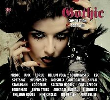 GOTHIC 58 2CD Torul WUMPSCUT Helium Vola IAMX Saltatio Mortis STAHLMANN