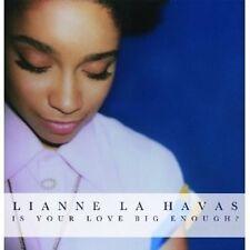 LIANNE LA HAVAS - IS YOUR LOVE BIG ENOUGH?  CD POP INTERNATIONAL NEU