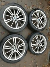 Bmw Mv3 Alloys 18 inch with tyres 5x120 5 stud
