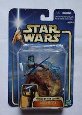 2002 Star Wars Aayla Secura Jedi Knight 03-11 Saga Collection Action Figure