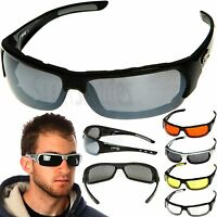 f75f2588e0 Chopper Wind Resistant Extreme Sports Sunglasses Biker Motorcycle Riding  Glasses