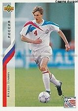 N°222 ANDREI IVANOV RUSSIA TRADING CARDS UPPER DECK WORLD CUP USA 1994
