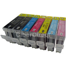 7 ink cartridges for CANON PIXMA MP970 printer (photo)