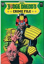 Judge Dredd 's crime File vol.3/1989 John Wagner & Carlos Ezquerra