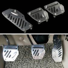 3x Non-Slip Car Foot Pedals Pad Manual Transmission M/T Brake Clutch Accelerator