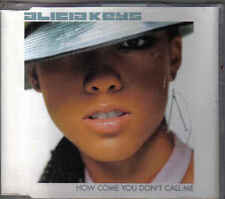 Alicia Keys-How Come You Dont Call Me Promo cd single