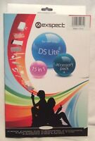 Exspect - Nintendo DS Lite - 15 in 1 Accessory Pack - Brand New