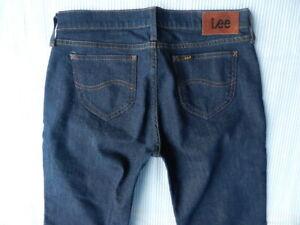 LEE Jeans Hose * POPPY* Dark Denim Gr.16 W27 L32 wNEU!