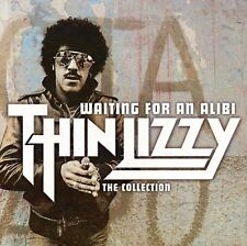 THIN LIZZY (NEW SEALED CD) WAITING FOR AN ALIBI: THE GREATEST HITS VERY BEST OF