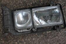 T 25 Leistenhöhe ca EINSTIEGSLEISTE schwarz Kunststoff VW Bus T3 40 mm