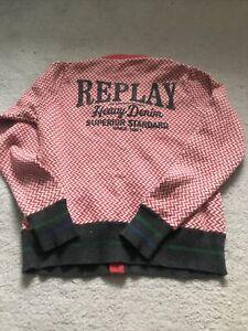 Replay Boys Cardigan Age 8