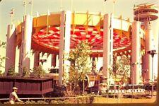 Vtg 35mm Slide 1964 / 1965 New York Worlds Fair OUTSIDE VIEW