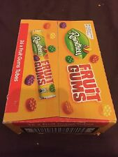 ROWNTREES FRUIT GUMS 36x48g.        (CHEAPEST ON EBAY) Long Date..