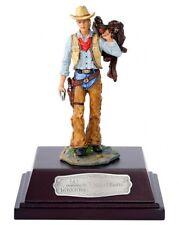 Nürnberger Meisterzinn 20005 Deko Figur Cowboy Jessy James 10cm
