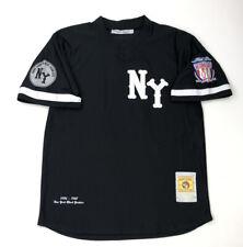 Headgear Classics New York Black Yankees Negro League Baseball Jersey Size M