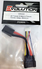 Evolution 4S Traxxas ID Male to Traxxas Female Adapter 12awg Wire - Lipo Battery