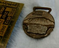 WW2 1941 Italian 53rd & 54th INFANTRY / 17th ARTILLERY Medal ITALY~Sforzesca