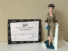 Nostalgic Barbie Figurine Vintage Limited Edition Evening Splendor 1995