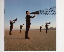 CD ALAN PARSONSliveVG++ (B3876)