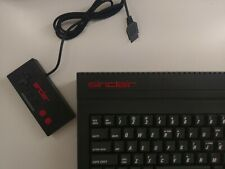 Game Pad Joystick For ZX Spectrum Black +2A/B/+3 Crash PDF Included Free!