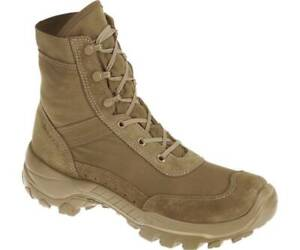 """NEW Bates E01497 Men's Olive Mojave/BROWN Recondo Jungle Assault 8"""" Boot 7.5-MED"""
