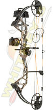 Fred Bear Archery Royale Bow with RTH Package in Veil Stoke Camo - Right Hand/RH