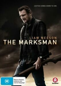The Marksman (Liam Neeson)  -  DVD UK Compatible - sealed