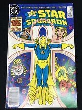 DC 1985 ALL STAR SQUADRON #47 Origin of Dr. Fate MCFARLANE ART (8.5 VF+)