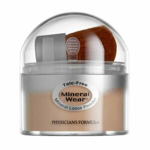 Physicians Formula Mineral Wear Loose Powder Foundation 2453 Natural Beige New