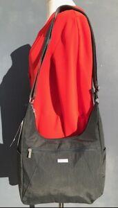 BAGGALLINI WOMEN'S VOYAGE HOBO GREY LARGE BAG -$85