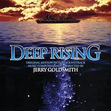 DEEP RISING cd sealed intrada OOP Goldsmith