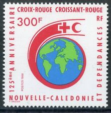 TIMBRE  NOUVELLE CALEDONIE NEUF N° 555 ** CROIX ROUGE / GLOBE  COTE ++ 9 €