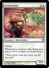 SOULCATCHER Conspiracy MTG White Creature — Bird Soldier Unc