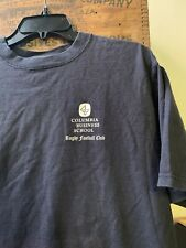 colombia business school rugby football club Vintage shirt mens size medium