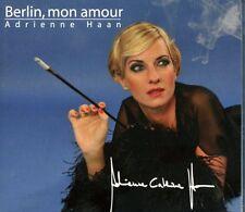 Adrienne Haan - Berlin, mon amour CD